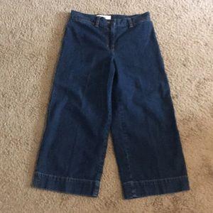 "Nice ""Jones NY"" Women's Size 4 Denim Blue Jeans"
